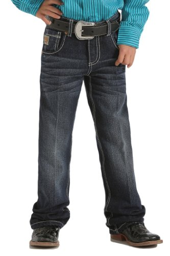 Cinch Western Denim Jeans Boys Luke