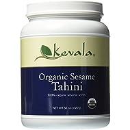 Kevala  Organic Sesami Tahini, 56 Ounce