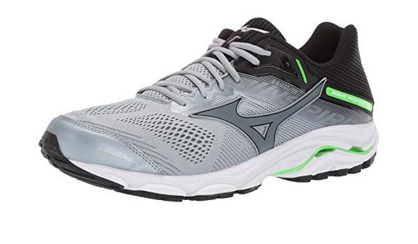 Mizuno Wave Inspire 15 – Zapatillas de running para hombre, Gris ...