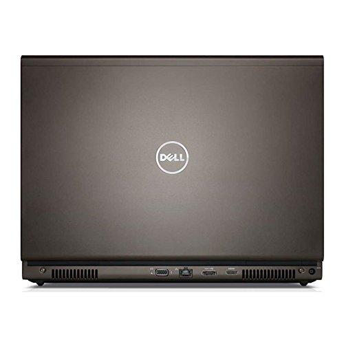 2017 Dell Precision 15.6'' Full HD LED Screen Laptop, Intel Quad-Core i7-3840QM 2.8GHz, 8GB RAM, 500GB HDD, NVIDIA Quadro with 2GB Memory, WiFi, DVDRW, Windows 10 Professional (Certified Refurbished) by Dell (Image #3)