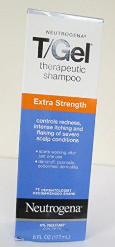 Neutrogena T Gel Therapeutic Shampoo Strength