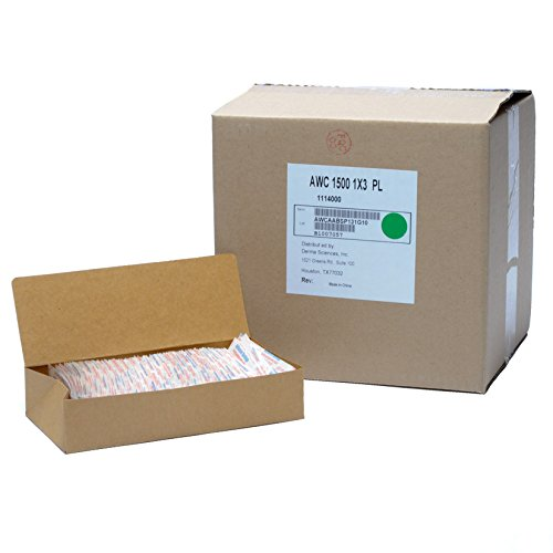 Bulk Adhesive Bandges by Nutramax 1x3 (1500/Cs)