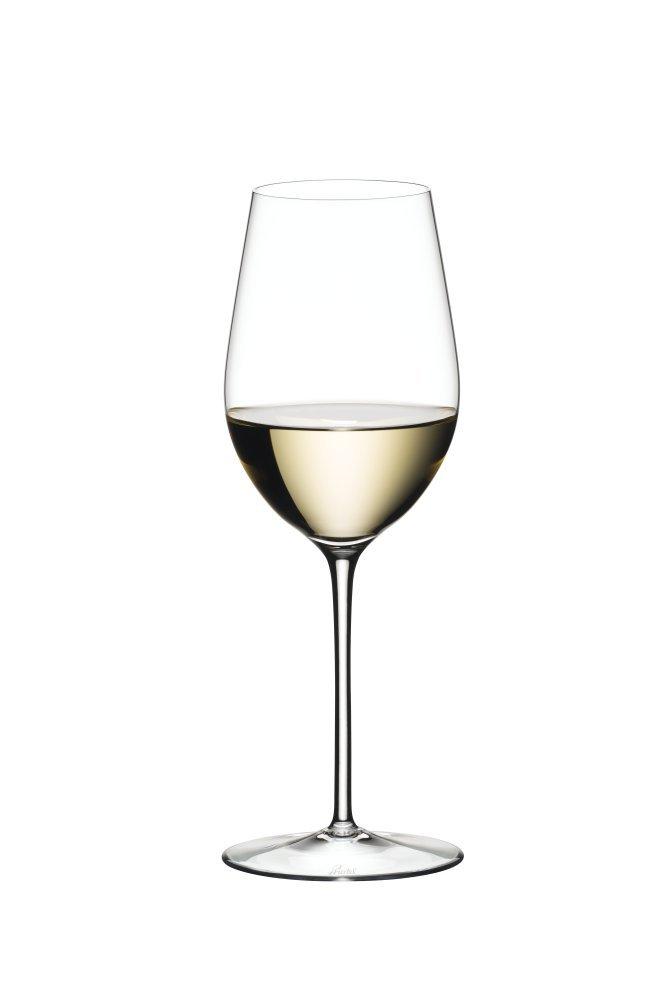 Riedel 2440/15 Sommeliers Riesling Grand Gru/Zinfandel Wine Glasses, Clear