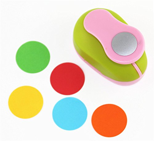 CADY Crafts Punch 1.5-Inch paper punch Craft Punches (circle)