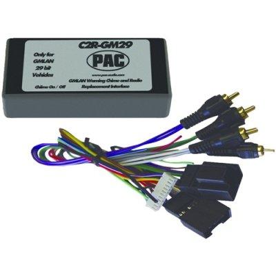 Pac C2rgm29 Vehicle Integration Kit Pac 06-07 Gm Lan 29 Bit Radios C2r-gm29 ()