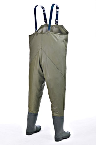 U s a free shipping hisea insulated waterproof breathable for Fishing waders amazon