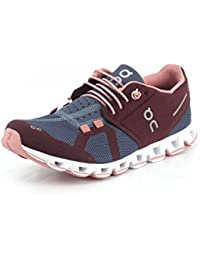 Running Womens Cloud Mulberry/Velvet Running Shoe - 7.5