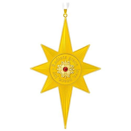 Bethlehem Christmas Ornament (Hallmark 2016 Christmas Ornaments Star of)