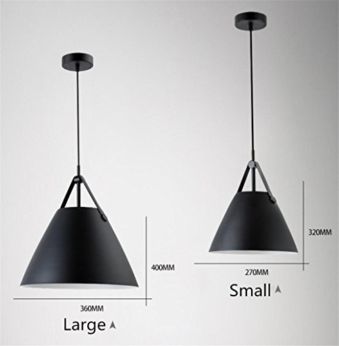 Domed Metal Pendant Light Shade - 2