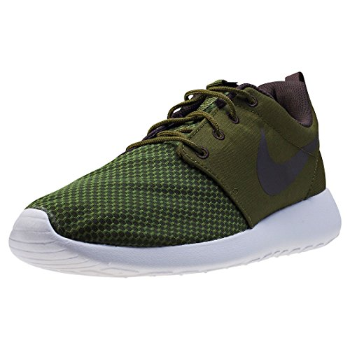 Nike Roshe Une Baskets Sneakers Chaussures Pour Hommes Lgngrn / Vel