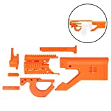 XSW 3D Printing CQR Appearance Kit for Nerf Stryfe (Orange)