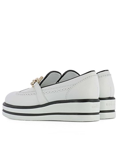 White Sneakers Leather On Hogan Women's HXW3230Y050DU0B001 Slip PwYqBEf