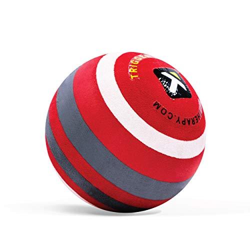 (TriggerPoint Foam Massage Ball for Deep-Tissue Massage, MBX Extra Firm (2.6-inch))