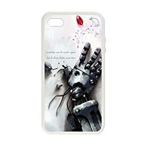 Fullmetal Alchemist Edward Elric pattern Image 4 Case Cover Hard Plastic Case tive Iphone 4s / Iphone for Iphone 4 4sprotec
