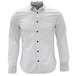 Shirtacy White Oxford Shirt (HK Large/US Medium)