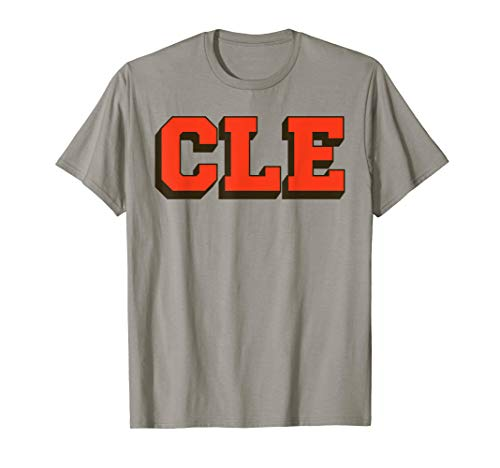 CLE Football Cleveland Ohio Christmas Football Shirt