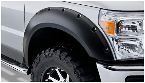 Bushwacker 20931-02 Ford Pocket Style Fender Flare - Set of -