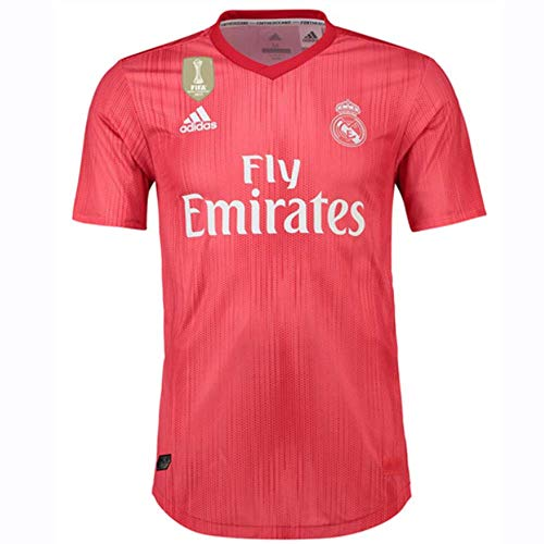 adidas 2018-2019 Real Madrid Authentic Third Football Shirt