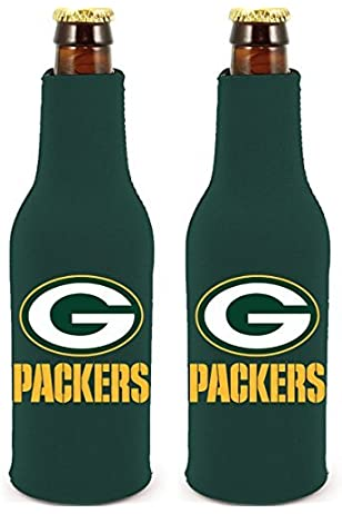 WinCraft Green Bay Packers Heather Bottle Cooler