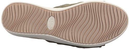 Dr Sandal Wander Slide Microfiber Shoes on Scholl's Women's Willow PqpPrA4