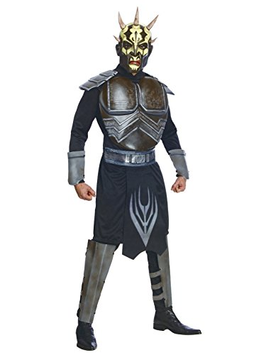(Star Wars Adult Deluxe Opress Costume, Multi,)
