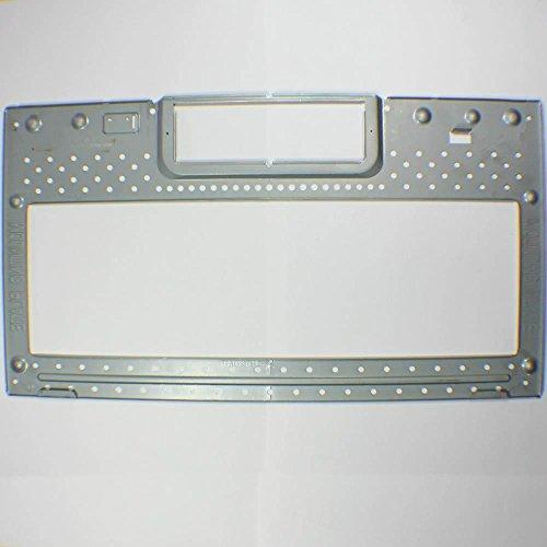 Whirlpool W8206174 Microwave Mounting Plate Genuine Original Equipment Manufacturer (OEM) Part