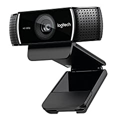 Logitech 1080p Pro Stream Webcam For Hd Video Streaming & Recording At 1080p 30fps