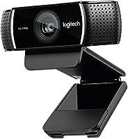 Logitech C922x Pro Stream Webcam – Full 1080p HD Camera – Backgr