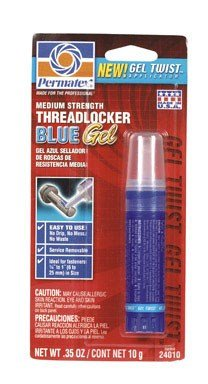 Permatex Threadlocker Blue Gel 10 Gram ()