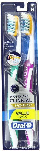 Oral B Pro Health Clinical Pro Flex Toothbrush