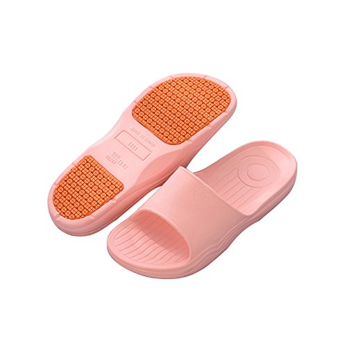 Sandals Bastolive Pool Slippers Shoes Water Beach Light Slides Pink Shower Mens for Womens ax4qaUY