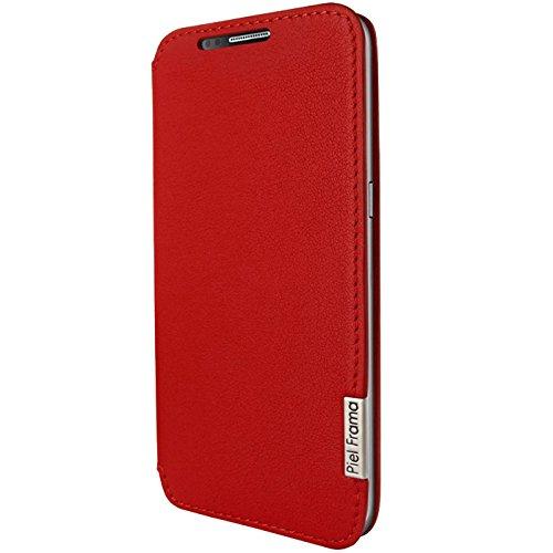 Piel Frama Wallet Case for Samsung Galaxy S7 Edge - Red by Piel Frama (Image #3)