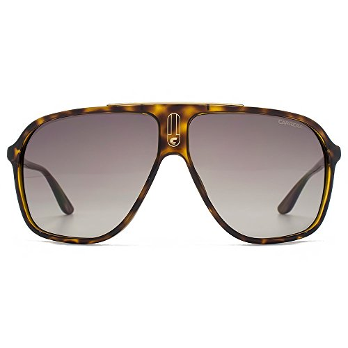 Carrera 6016S DWJHA Tortoise 6016S Aviator Sunglasses Lens Category - Sunglasses Carrera Tortoise