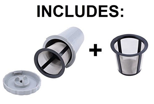 Keurig My K-Cup Reusable Coffee Filter with 2 Filters