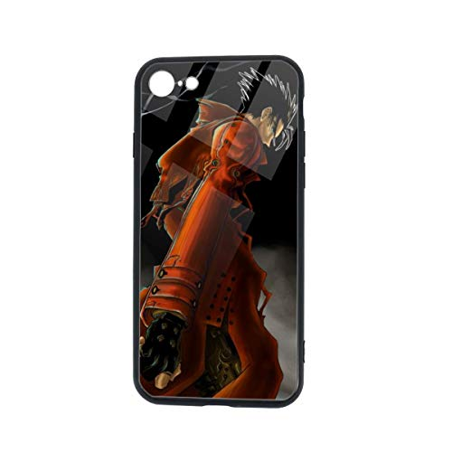 Coototo Trigun Unisex Design Light Weight Mobile Phone Tempered Glass Shell Case Accessories Protection 4.7