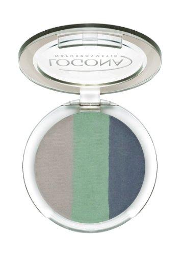 - Eyeshadow Trio 04 Ocean Logona 0.141 oz Powder
