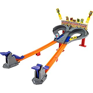 Hot Wheels Super Speed Blastway Dual Track Racing Ages 6 and older