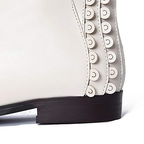 Balamasa Sandales Blanc Eu 36 Compensées Abm12285 Blanc Femme 5 frwfv