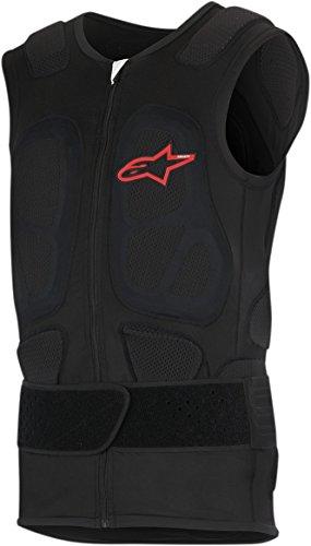 Alpinestars Track Vest 2 (Black, Small) 650841710S by Alpinestars