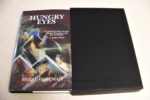 HUNGRY EYES - SIGNED LETTERED EDITION