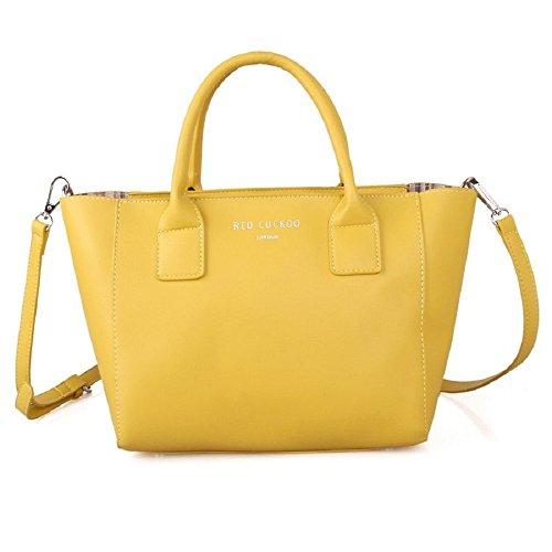 Citrus Handbag Designer London Cuckoo 345 Red IC884qwf