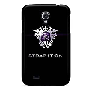 Excellent Hard Phone Cases For Samsung Galaxy S4 With Allow Personal Design Vivid Saints Row 3 Skin PhilHolmes