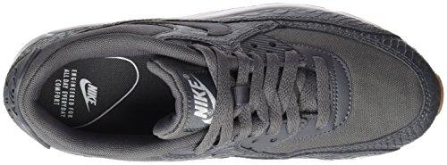 da White Prm Dark Max Yellow 90 Nike Scarpe Ginnastica Grey Donna Gum Grigio Wmns Dark Grey wSZxx4