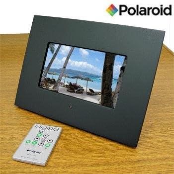 Amazoncom Polaroid 7 Digital Photo Frame Digital Picture