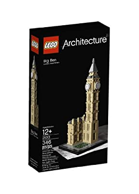 Lego Architecture 21013 Big Ben from LEGO