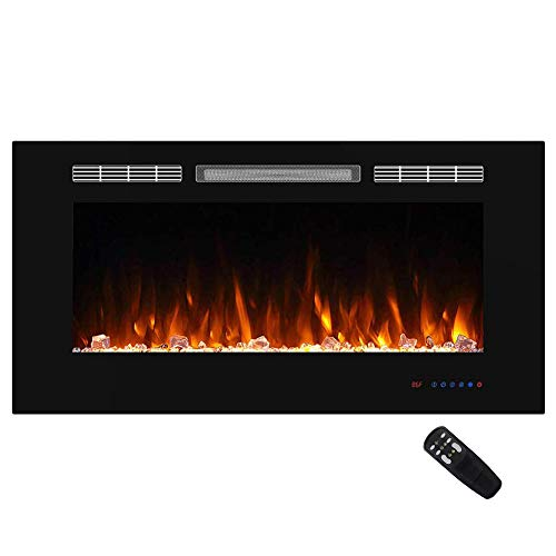 42 in electric fireplace - 6