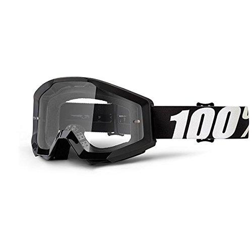 Desconocido 100/% Strata Blanco 2018 Gafas Enduro
