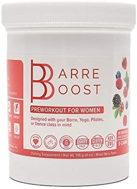 Barre Boost Vitamins Minerals Caffeine product image