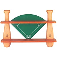 Lite Source 12MT40 Baseball Field Shelf, 31-Inch