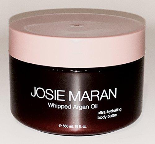 josie maran josie maran whipped argan oil illuminizing body butter super size 19oz 560ml. Black Bedroom Furniture Sets. Home Design Ideas